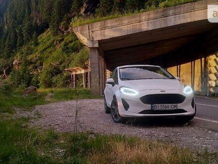 Білий Форд Фієста, об'ємом двигуна 1.1 л та пробігом 61 тис. км за 13479 $, фото 1 на Automoto.ua