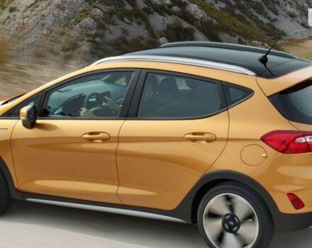 купити нове авто Форд Фієста 2020 року від офіційного дилера БРИСТОЛЬ-АВТО Форд фото