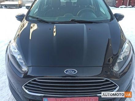 Серый Форд Фиеста, объемом двигателя 0 л и пробегом 97 тыс. км за 7600 $, фото 1 на Automoto.ua