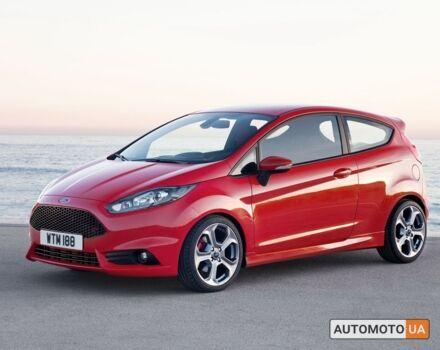 Форд Фієста, об'ємом двигуна 1.6 л та пробігом 0 тис. км за 17491 $, фото 1 на Automoto.ua