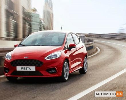 Форд Фієста, об'ємом двигуна 1.4 л та пробігом 0 тис. км за 17230 $, фото 1 на Automoto.ua