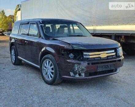 Коричневый Форд Флекс, объемом двигателя 0 л и пробегом 228 тыс. км за 6200 $, фото 1 на Automoto.ua