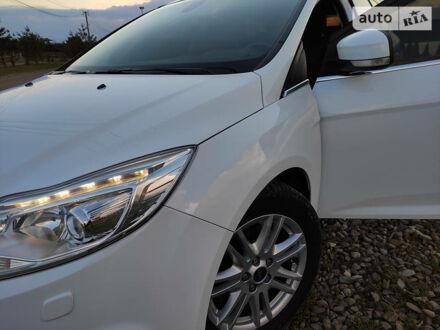 Белый Форд Фокус, объемом двигателя 2 л и пробегом 138 тыс. км за 10200 $, фото 1 на Automoto.ua
