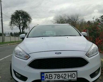 Белый Форд Фокус, объемом двигателя 1.5 л и пробегом 179 тыс. км за 9800 $, фото 1 на Automoto.ua