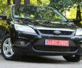 Черный Форд Фокус, объемом двигателя 1.6 л и пробегом 179 тыс. км за 6399 $, фото 1 на Automoto.ua
