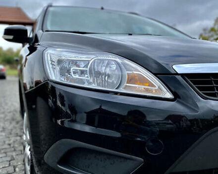 Чорний Форд Фокус, об'ємом двигуна 1.6 л та пробігом 186 тис. км за 6450 $, фото 1 на Automoto.ua