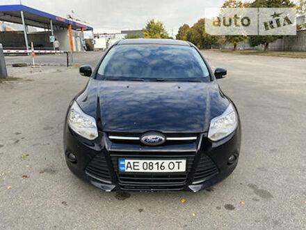 Черный Форд Фокус, объемом двигателя 1.6 л и пробегом 224 тыс. км за 8200 $, фото 1 на Automoto.ua