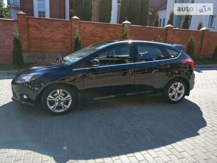 Черный Форд Фокус, объемом двигателя 1 л и пробегом 108 тыс. км за 8500 $, фото 1 на Automoto.ua