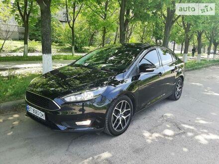 Черный Форд Фокус, объемом двигателя 2 л и пробегом 102 тыс. км за 11300 $, фото 1 на Automoto.ua