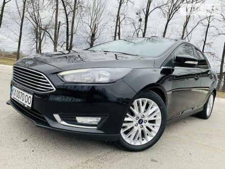 Черный Форд Фокус, объемом двигателя 2 л и пробегом 29 тыс. км за 12800 $, фото 1 на Automoto.ua