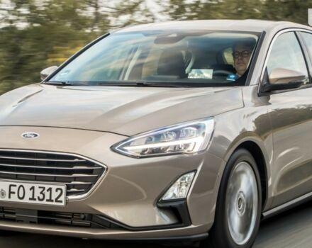 купити нове авто Форд Фокус 2020 року від офіційного дилера АВТОПАЛАЦ ТЕРНОПІЛЬ Форд фото