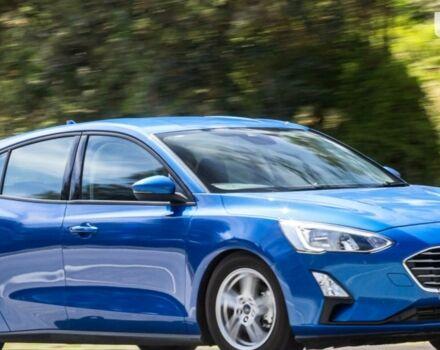 купити нове авто Форд Фокус 2020 року від офіційного дилера БРИСТОЛЬ-АВТО Форд фото