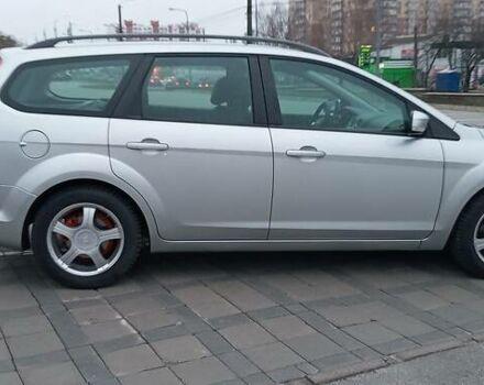 Серый Форд Фокус, объемом двигателя 1.6 л и пробегом 193 тыс. км за 6300 $, фото 1 на Automoto.ua