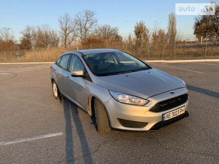 Серый Форд Фокус, объемом двигателя 2 л и пробегом 85 тыс. км за 10500 $, фото 1 на Automoto.ua