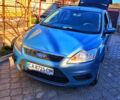Синий Форд Фокус, объемом двигателя 1.6 л и пробегом 227 тыс. км за 6300 $, фото 1 на Automoto.ua