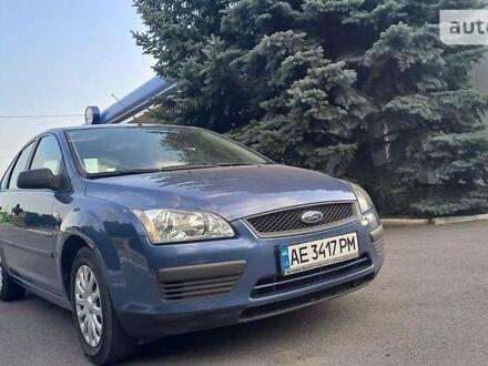 Синий Форд Фокус, объемом двигателя 1.6 л и пробегом 190 тыс. км за 5600 $, фото 1 на Automoto.ua