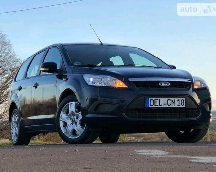 Синій Форд Фокус, об'ємом двигуна 1.6 л та пробігом 172 тис. км за 6600 $, фото 1 на Automoto.ua