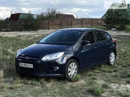 Синий Форд Фокус, объемом двигателя 1.6 л и пробегом 133 тыс. км за 8300 $, фото 1 на Automoto.ua