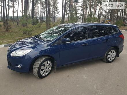 Синій Форд Фокус, об'ємом двигуна 1.6 л та пробігом 198 тис. км за 7850 $, фото 1 на Automoto.ua
