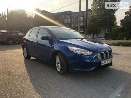 Синий Форд Фокус, объемом двигателя 2 л и пробегом 92 тыс. км за 9650 $, фото 1 на Automoto.ua