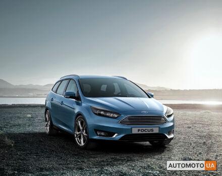 Форд Фокус, об'ємом двигуна 1.6 л та пробігом 0 тис. км за 17592 $, фото 1 на Automoto.ua