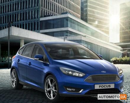 Форд Фокус, объемом двигателя 1 л и пробегом 0 тыс. км за 21703 $, фото 1 на Automoto.ua