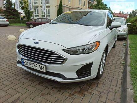 Белый Форд Фьюжн, объемом двигателя 2 л и пробегом 10 тыс. км за 23800 $, фото 1 на Automoto.ua