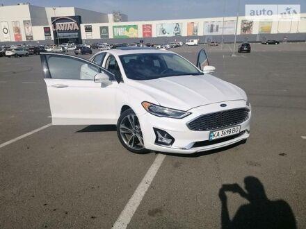 Белый Форд Фьюжн, объемом двигателя 2 л и пробегом 30 тыс. км за 25300 $, фото 1 на Automoto.ua