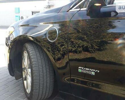 Черный Форд Фьюжн, объемом двигателя 2 л и пробегом 17 тыс. км за 17700 $, фото 1 на Automoto.ua