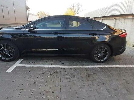 Черный Форд Фьюжн, объемом двигателя 1.5 л и пробегом 83 тыс. км за 15200 $, фото 1 на Automoto.ua