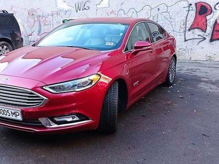 Красный Форд Фьюжн, объемом двигателя 2 л и пробегом 68 тыс. км за 24900 $, фото 1 на Automoto.ua