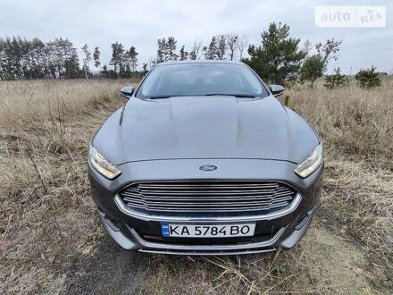 Сірий Форд Фьюжен, об'ємом двигуна 0 л та пробігом 129 тис. км за 14900 $, фото 1 на Automoto.ua