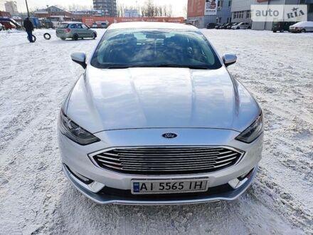 Сірий Форд Фьюжен, об'ємом двигуна 2.5 л та пробігом 76 тис. км за 14400 $, фото 1 на Automoto.ua