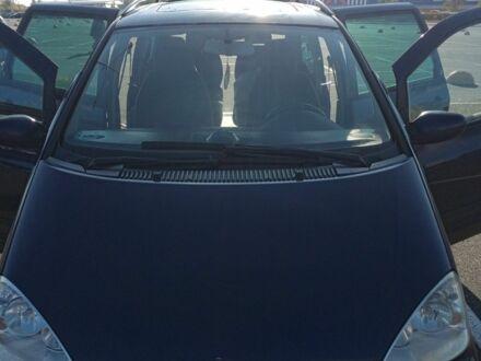 Синий Форд Галакси, объемом двигателя 1.9 л и пробегом 384 тыс. км за 3800 $, фото 1 на Automoto.ua