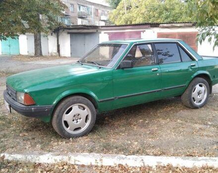 Зеленый Форд Гранада, объемом двигателя 2 л и пробегом 1 тыс. км за 845 $, фото 1 на Automoto.ua