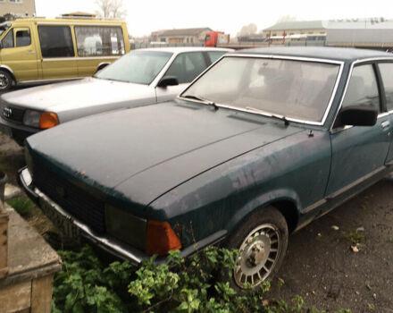 Зеленый Форд Гранада, объемом двигателя 2 л и пробегом 24 тыс. км за 386 $, фото 1 на Automoto.ua
