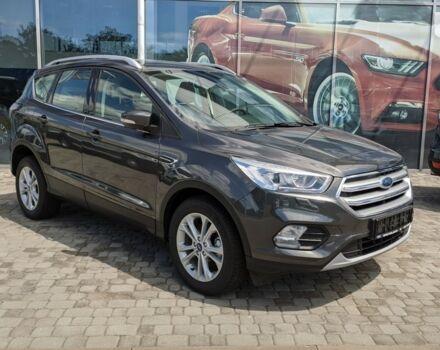 купить новое авто Форд Куга 2019 года от официального дилера БРИСТОЛЬ-АВТО Форд фото