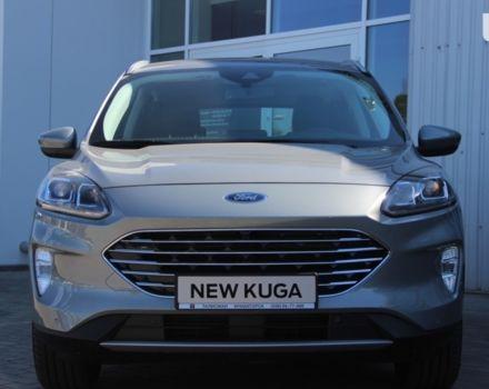 купити нове авто Форд Куга 2020 року від офіційного дилера Автоцентр Талисман Краматорск Форд фото