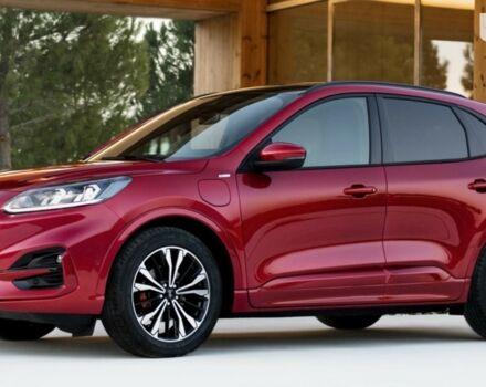 купити нове авто Форд Куга 2021 року від офіційного дилера АВТОПАЛАЦ ТЕРНОПІЛЬ Форд фото