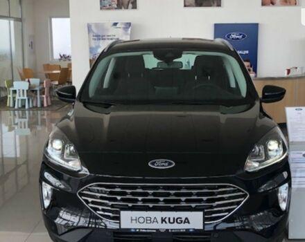 купить новое авто Форд Куга 2021 года от официального дилера Премьера Авто Форд фото