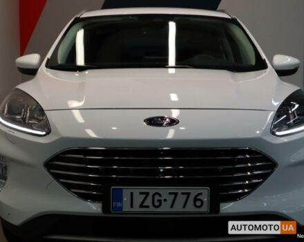 купити нове авто Форд Куга 2020 року від офіційного дилера Терра Моторс Форд фото
