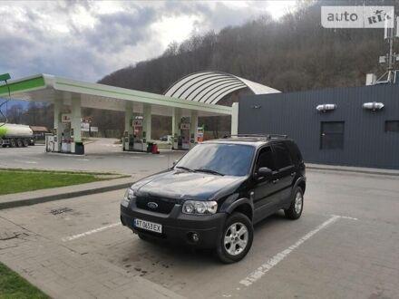 Черный Форд Маверик, объемом двигателя 2.3 л и пробегом 220 тыс. км за 7500 $, фото 1 на Automoto.ua