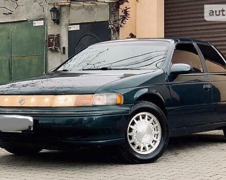 Зеленый Форд Меркури, объемом двигателя 3 л и пробегом 100 тыс. км за 2600 $, фото 1 на Automoto.ua