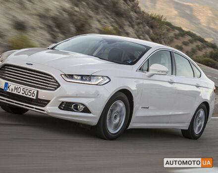 Форд Mondeo Hybrid, об'ємом двигуна 2 л та пробігом 0 тис. км за 0 $, фото 1 на Automoto.ua