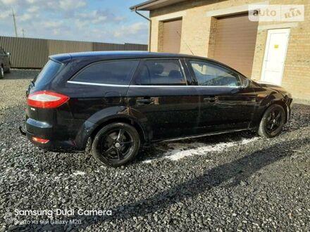 Черный Форд Мондео, объемом двигателя 2 л и пробегом 243 тыс. км за 7000 $, фото 1 на Automoto.ua