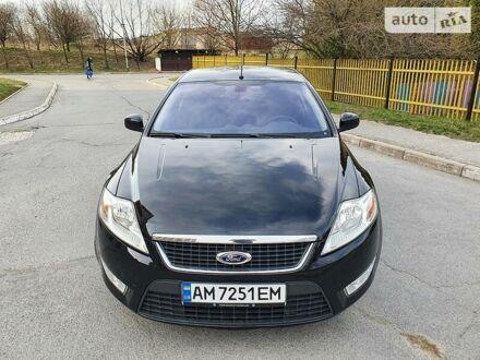 Черный Форд Мондео, объемом двигателя 1.6 л и пробегом 224 тыс. км за 6500 $, фото 1 на Automoto.ua