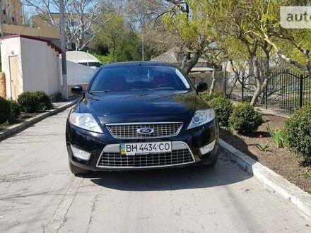 Черный Форд Мондео, объемом двигателя 2.5 л и пробегом 91 тыс. км за 12000 $, фото 1 на Automoto.ua