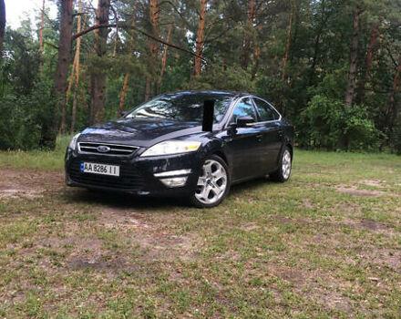 Черный Форд Мондео, объемом двигателя 0 л и пробегом 291 тыс. км за 9500 $, фото 1 на Automoto.ua