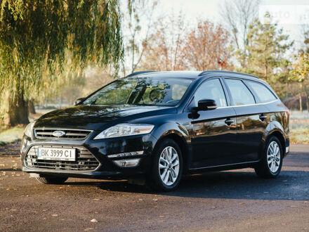 Черный Форд Мондео, объемом двигателя 1.6 л и пробегом 140 тыс. км за 10200 $, фото 1 на Automoto.ua