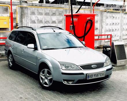 Сірий Форд Мондео, об'ємом двигуна 2 л та пробігом 304 тис. км за 5000 $, фото 1 на Automoto.ua